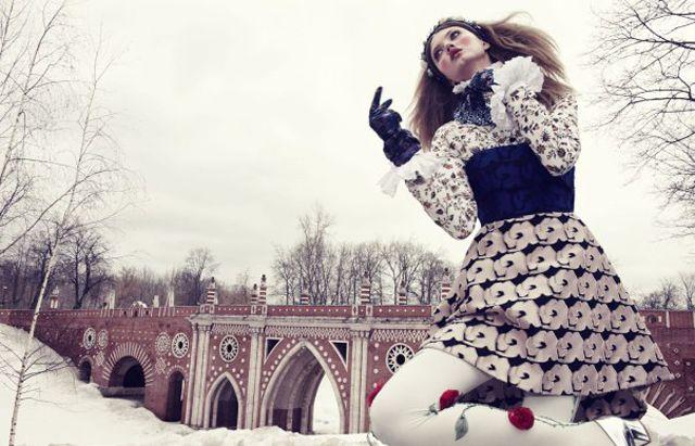 The Anastasia Of Winter