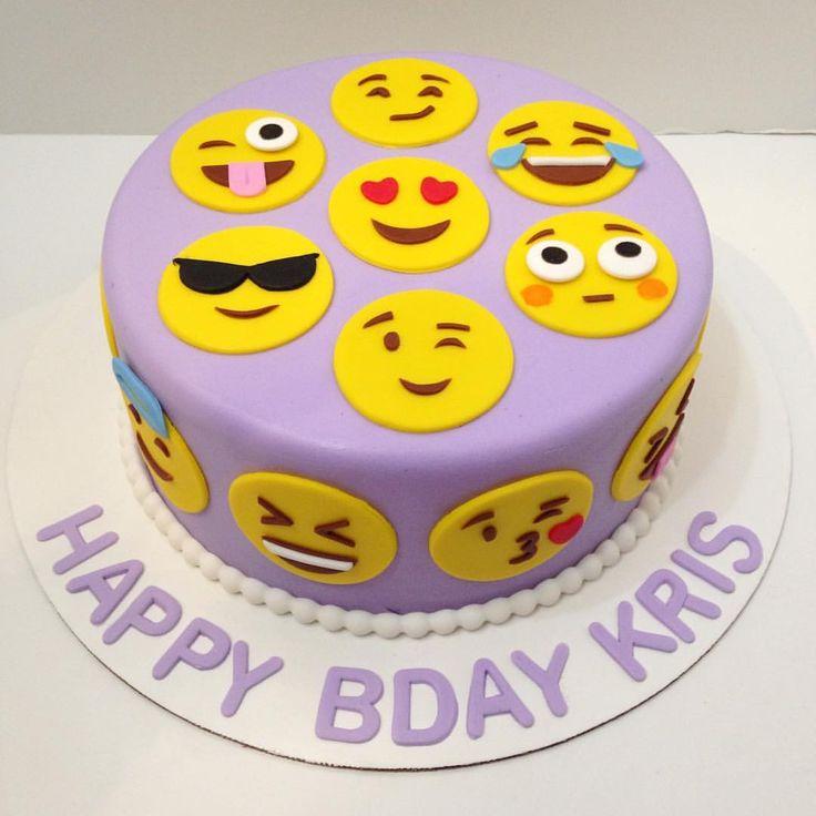 1000+ Ideas About Happy Birthday Emoji On Pinterest