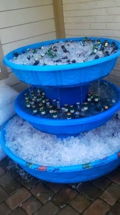 15 Impressive Life Saving Party Hacks For The Best Time Ever Kiddie PoolCool IdeasCreative