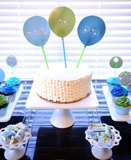 73 Best Images About Boys Baby Shower Theme On Pinterest