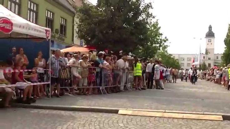 Slovácký rok 2015, průvod 2. část (HD)