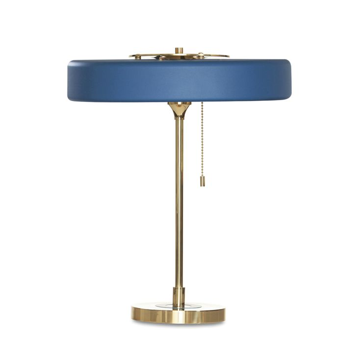 Bert Frank Revolve Table blue brass.jpg