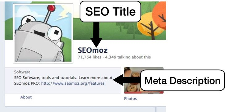 7 Key Ways to Optimize Facebook Fan Page SEO (along with Mozinar Q&A) - Moz