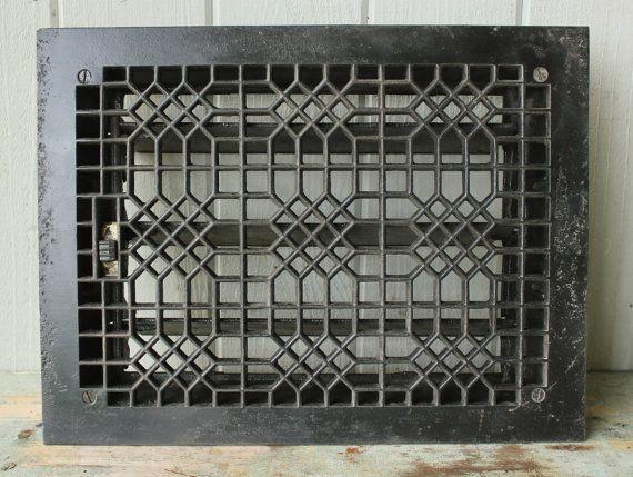 Tuttle Bailey Grilles : Best images about cast iron floor registers or grates