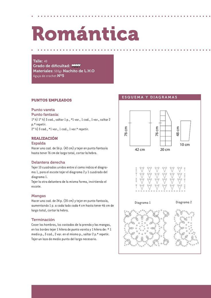 Butterfly Creaciones: revista crochet fans 1