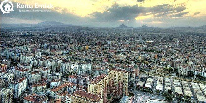Konya Büyükşehir'den Satılık Arsa!