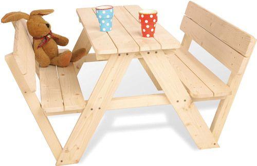 Pinolino Kindersitzgruppe 'Nicki für 4' » Outdoor - Jetzt online kaufen | windeln.de