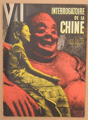 Amazing cover of VU magazine, May 1933