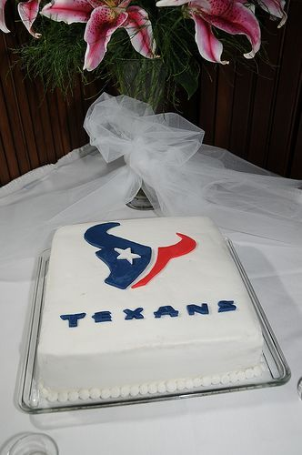 40 best Houston Texans Cakes images on Pinterest Houston texans