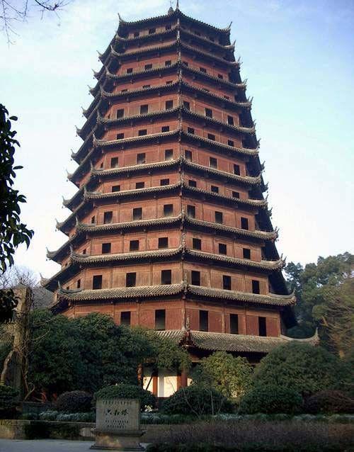 Liuhe Pagoda - Most Gorgeous Chinese Pagoda