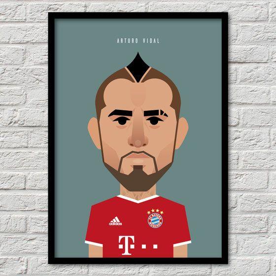 Arturo Vidal – Bayern München