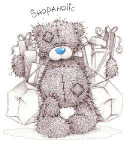 Tatty Teddy Shopaholic