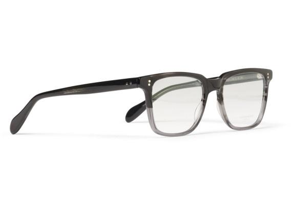 """Oliver Peoples x Nom de Guerre NDG """"Storm"""" Eyeglasses."""