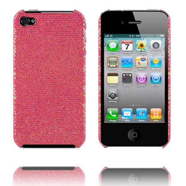 Venus (Pinkki) iPhone 4 Suojakuori - http://lux-case.fi/venus-vaaleanpunainen-iphone-4-suojakuori-1094.html