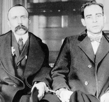 Sacco & Vanzetti, 1923