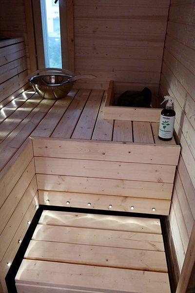 sauna,saunan lauteet,saunaremontti,saunavaha,paneeliseinät