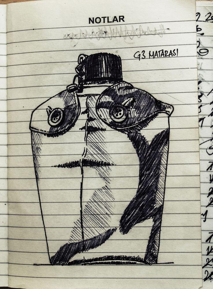 G3 Matarası   |   Tükenmez kalem
