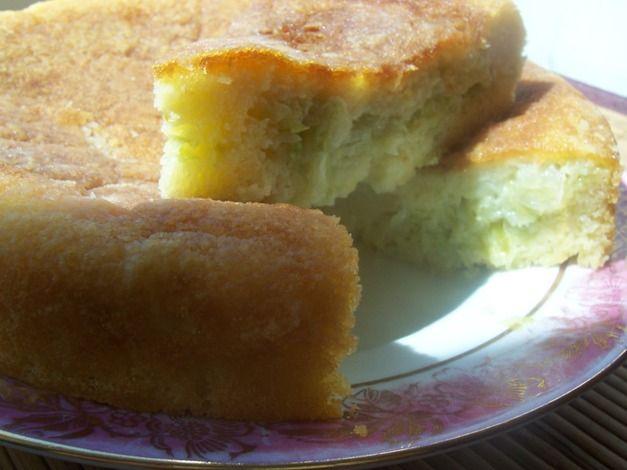 Быстрый капустный пирог. : multivarka