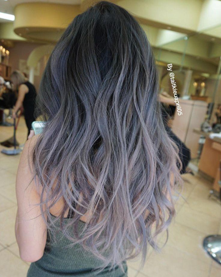 "Gefällt 569 Mal, 37 Kommentare - Justin Tai Kieu (@taitkieuapril05) auf Instagram: ""LAVENDER? #olaplex @olaplex #hairslut #hairporn #hairstyle #angelofcolour #modernsalon…"""