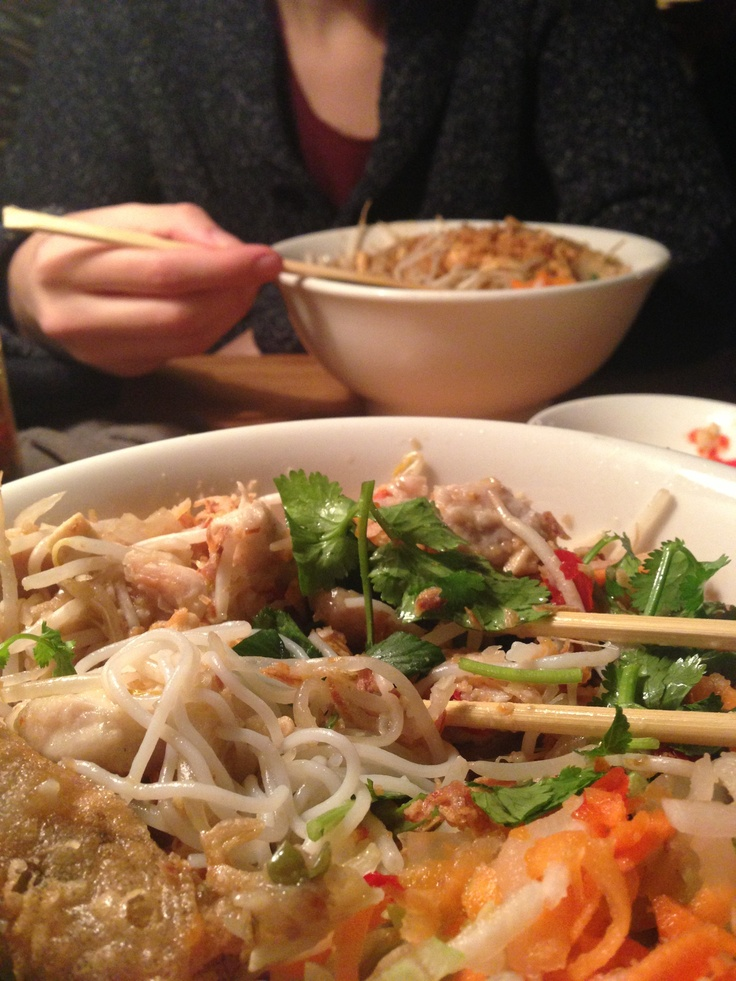 We went to #Pho in #Brighton last weekend and ate some tasty #glutenfree food. Check out the review: http://glutenfreecuppatea.co.uk/2013/04/14/restaurant-review-pho-brighton-vietnamese-cuisine/
