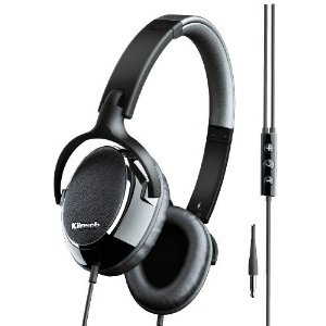 Klipsch Image ONE Premium On-Ear Earphones with Mic and 3-Button Apple Control - Black/Gloss $149.99Apples Control, 3 Buttons Apples, Onear Earphones, Premium On Ears, 3Button Apples, Premium Onear, Headphones, Klipsch Image, On Ears Earphones