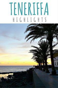 7 Tipps für Teneriffa, Spanien: Vulkane, schwarze Strände & Wale