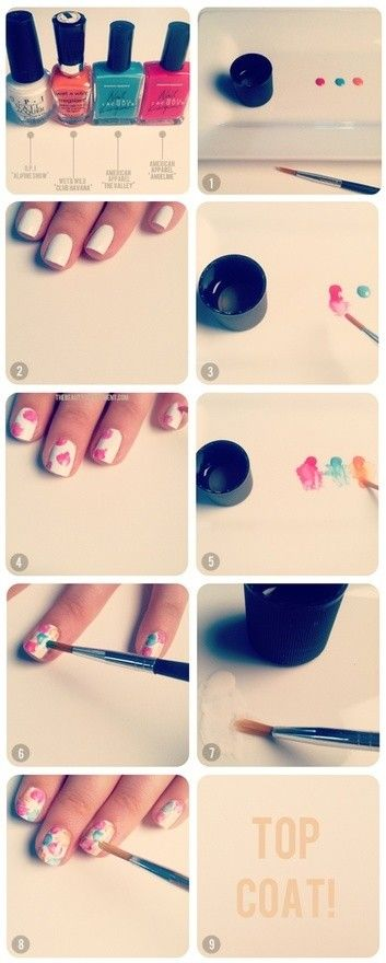 nail :)