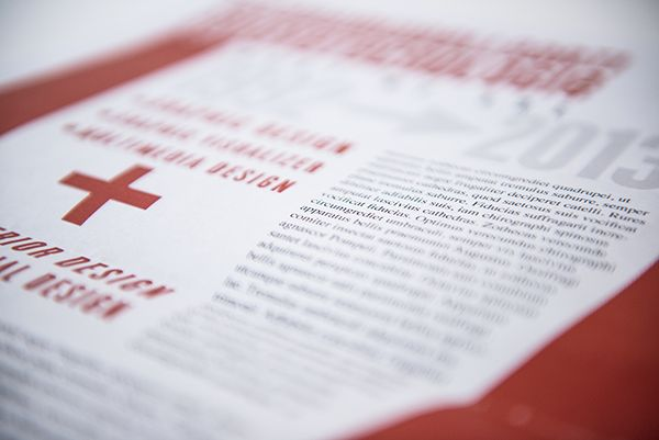 The H Review - Tabloid | Editorial Design | on Behance