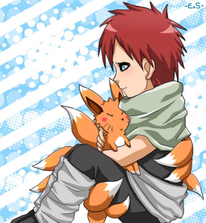 45 Best Naruto Gaara Images On Pinterest