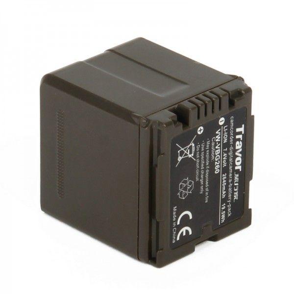 Travor VBG260  Battery Pack for Panasonic Camera