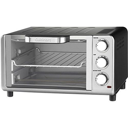 nice Cuisinart TOB-80 Compact Toaster Oven Broiler Reviews