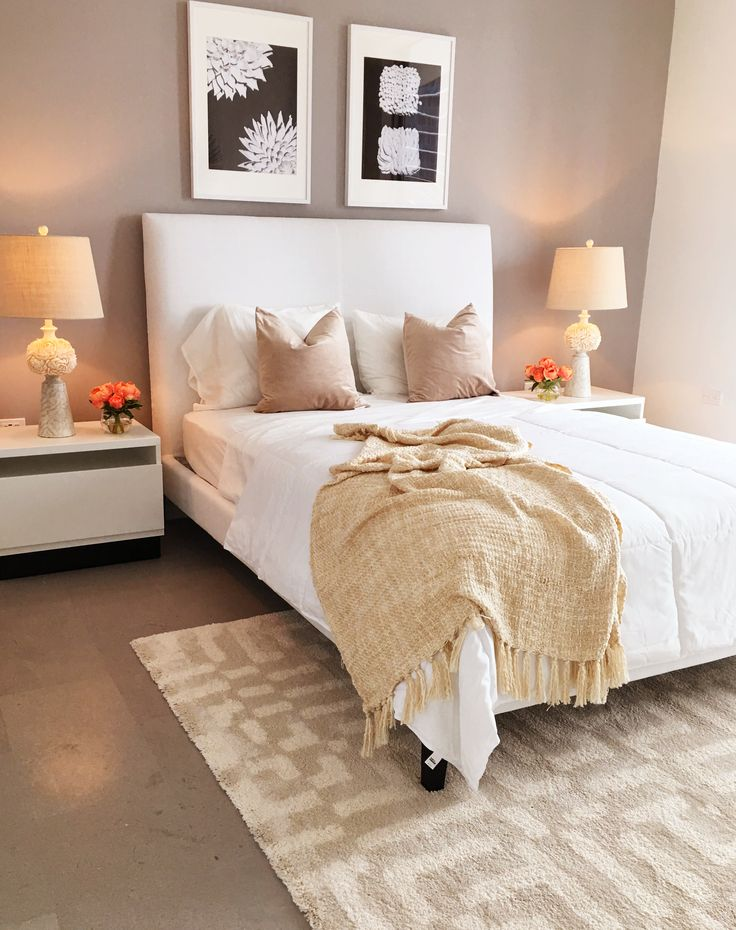 Achieve The Look Of This Elegant Bedroom Space With Our Savvy Design Tips  And Creative Product