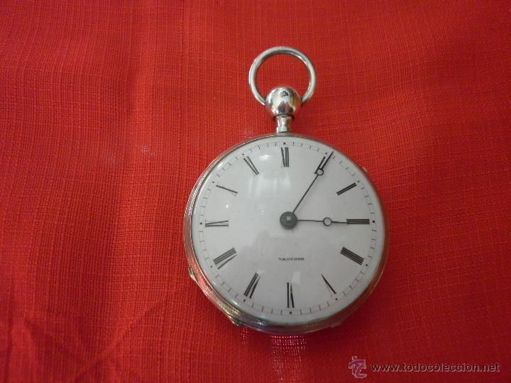 todocoleccion: reloj catalino con sonería..