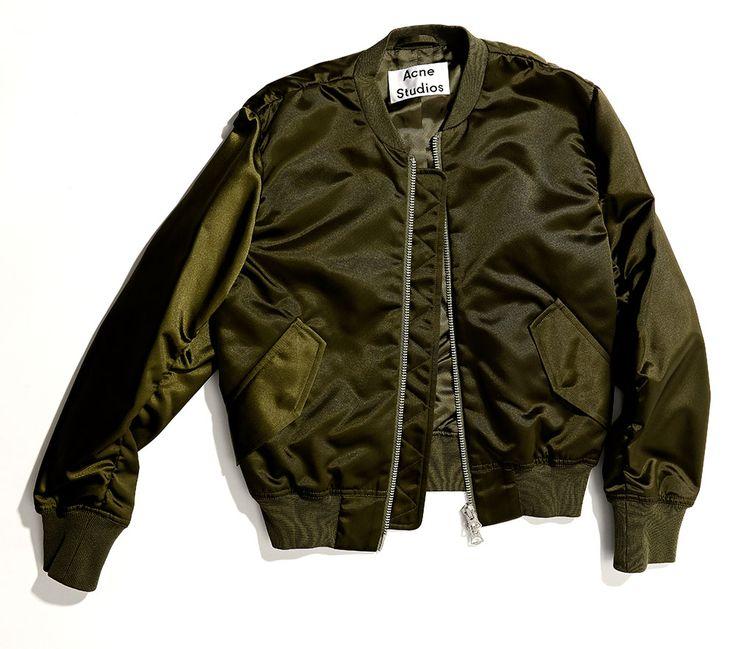 Acne Studios Encore bomber jacket #MATCHESFASHION