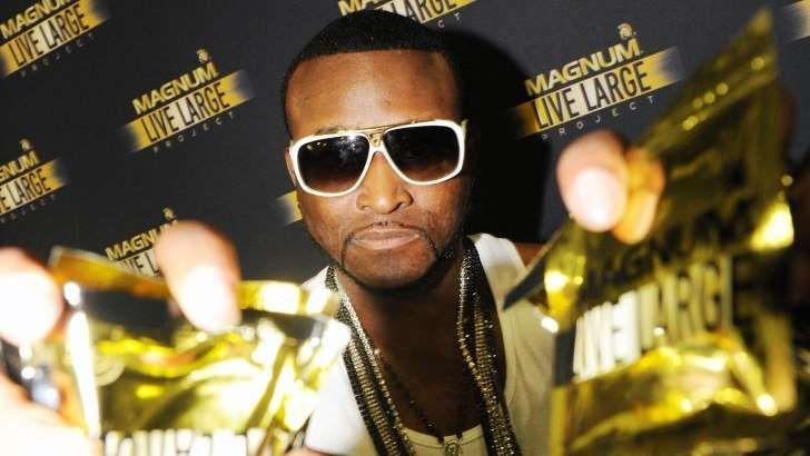 Rapper Shawty Lo killed in fiery car crash in Atlanta - September 21st