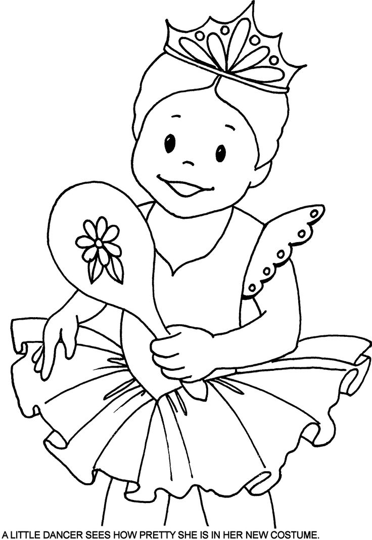 17 Best images about coloring pages on Pinterest Girl