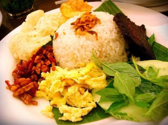 Resep Masakan: Resep Cara Membuat Nasi Uduk Betawi Paling Enak dan Gurih