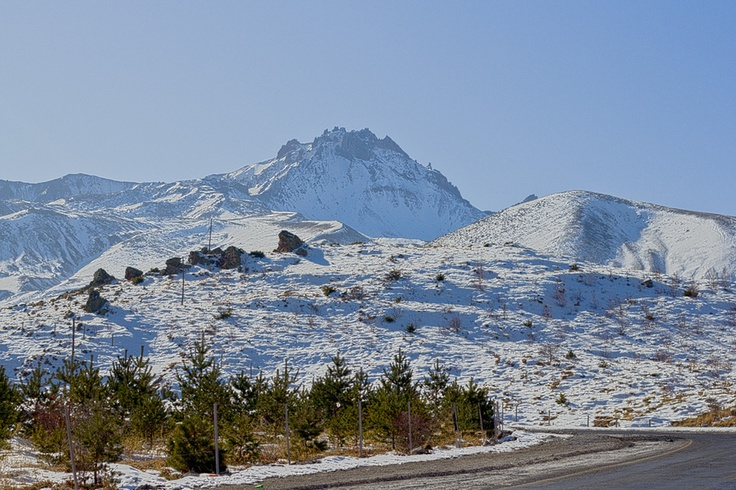 Mount Erciyes - Turkey