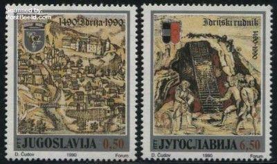 Idria, mining 2v