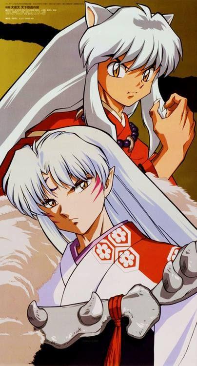 Anime y un poco de todo. (Inuyasha,Sesshoumaru)