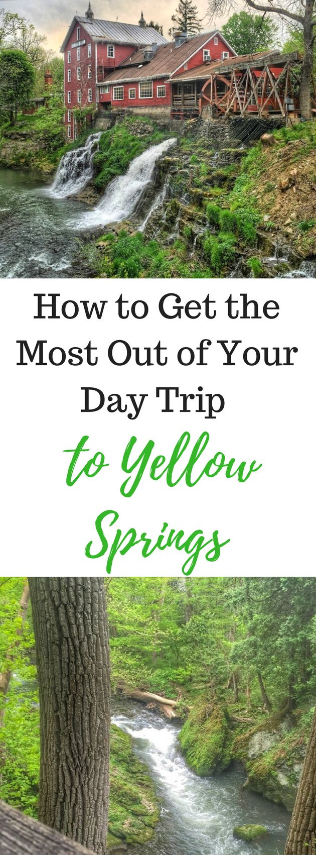 Find out where to go, what to do, and where to eat during your visit to Yellow Springs, Ohio.