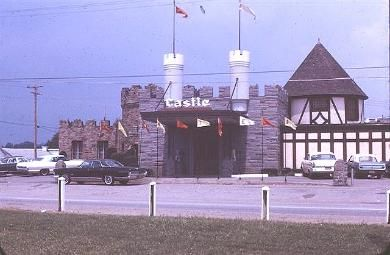 The Castle Restaurant, Olean NY.  So many memories...