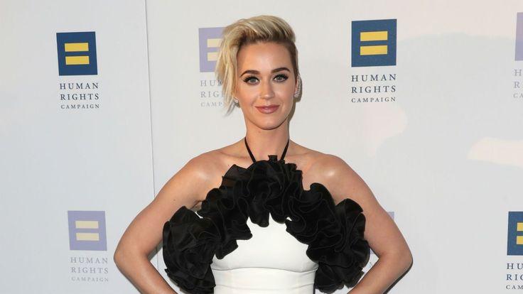 Katy Perry Reveals New Album Title, Announces Fall Tour Dates