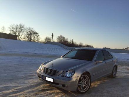 Mercedes C trieda 270 CDI Elegance A/T