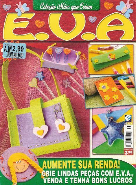 Mãos Que Criam EVA n00 - REVISTAS DIVERSAS - Picasa Web Albümleri