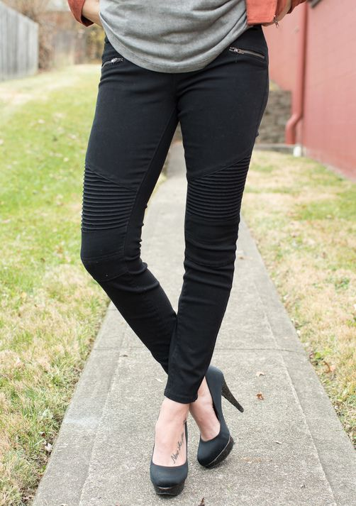 On the Open Road Moto Pants