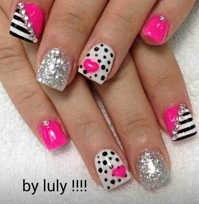 104 Best Beauty Nails Images On Pinterest Beautiful Flowers