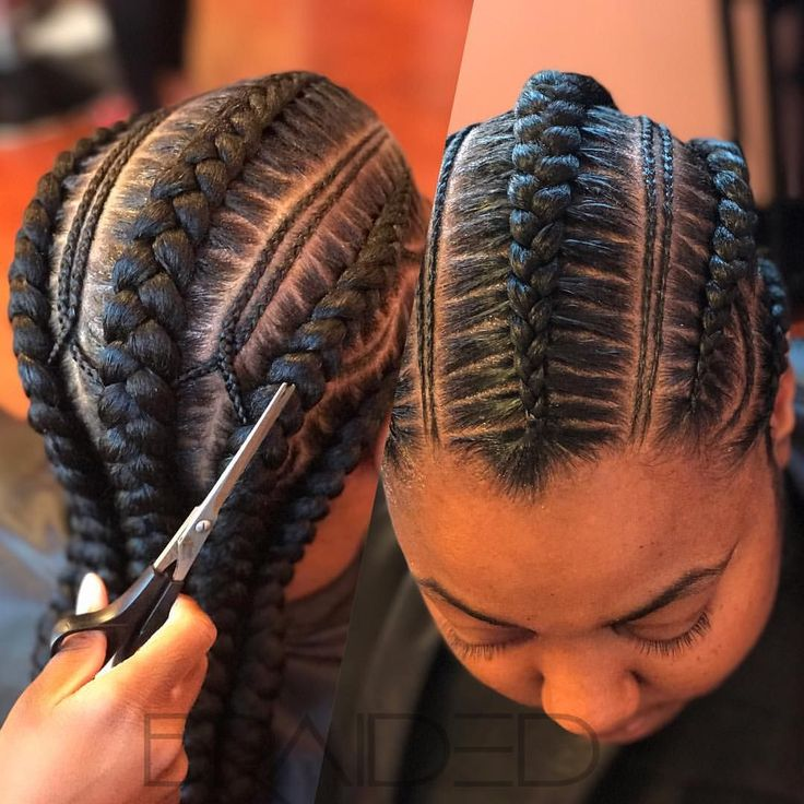 """409 Likes, 22 Comments - Shy @_suling_ (@braided__) on Instagram: """"SEPTEMBER IS NOW OPEN ON STYLESEAT!! Book under 5 FeedIn Braids with Freestyle . . . . . .…"""""""