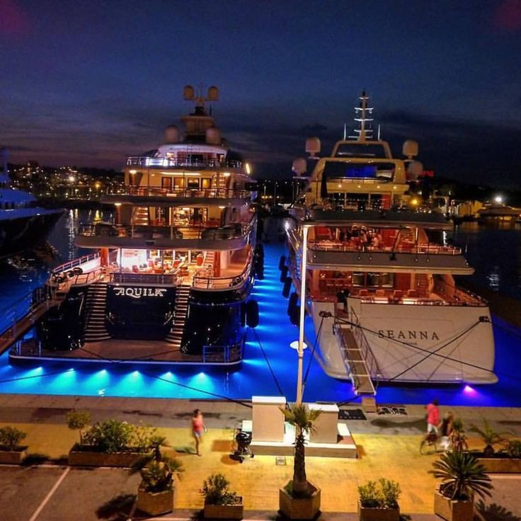 Yacht Nights in Antibes