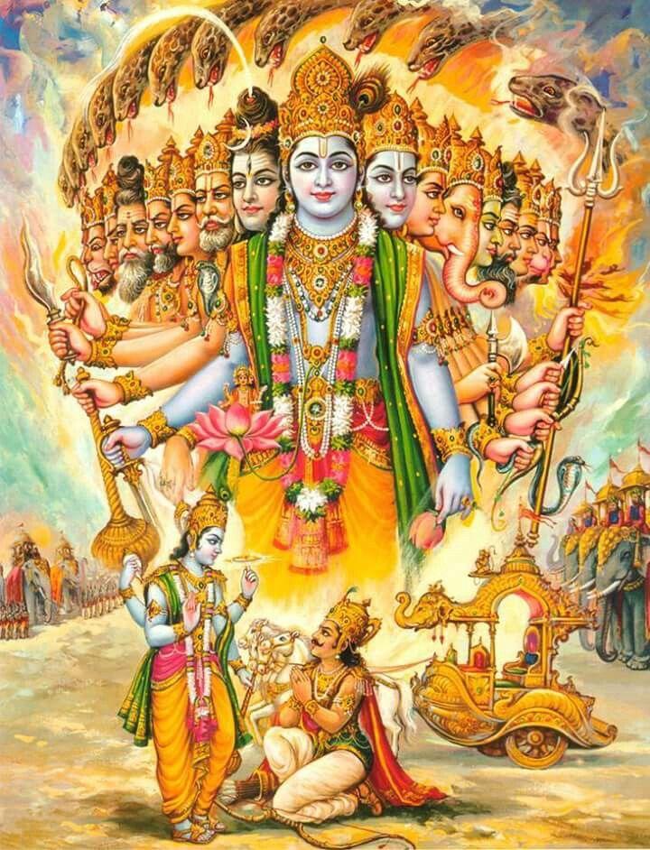 Krishna Arjun